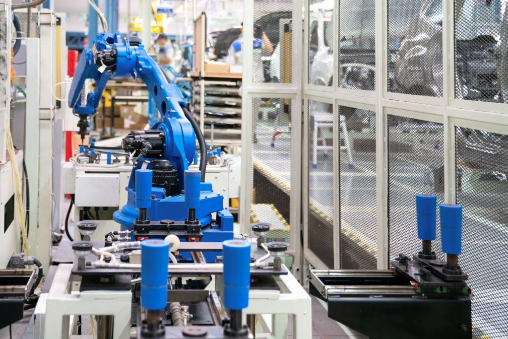 Top herramientas del diseño mecánico, máquinas en fábrica automoción