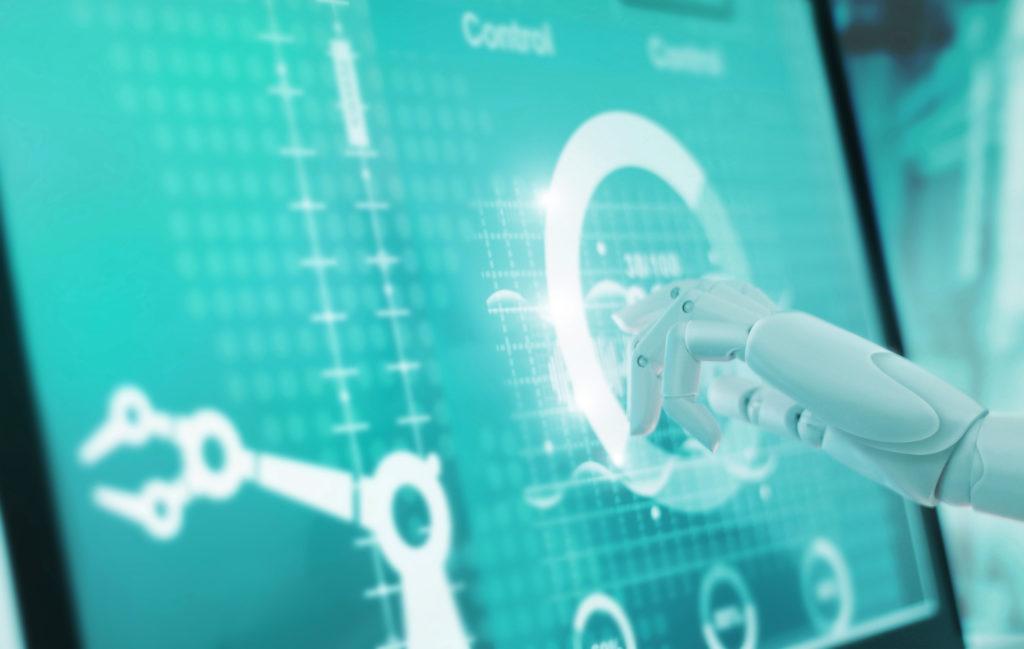 Transformación digital Robótica