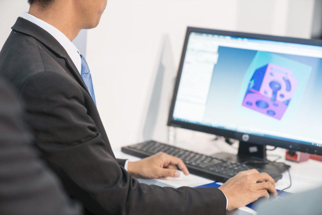 SolidWorks, diseño 3D fácil y rápido, diseño técnico mecánico