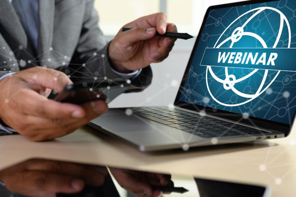 Webinars, cómo aprender y ganar clientes, clase