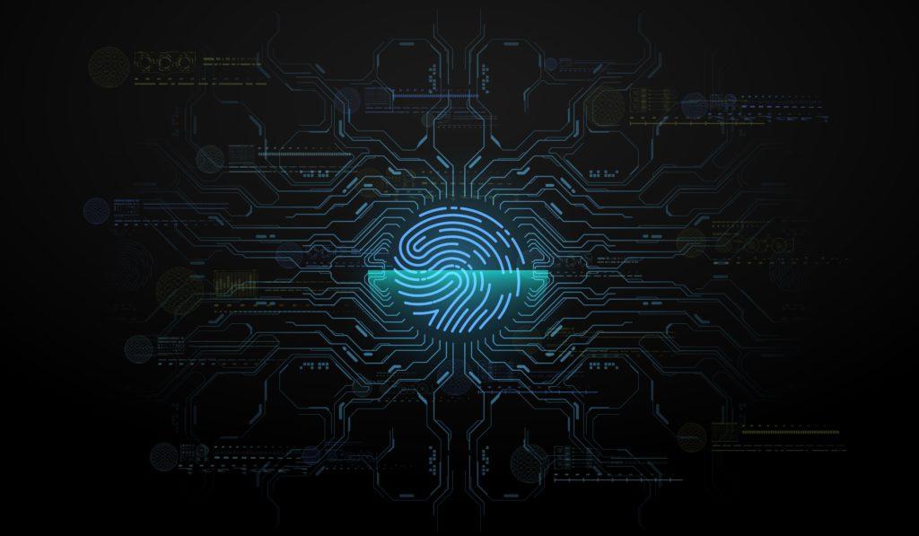 Identificación por huella dactilar, la llave del siglo XXI, coche inteligente