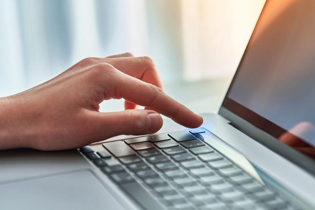 Identificación por huella dactilar, la llave del siglo XXI, ordenador