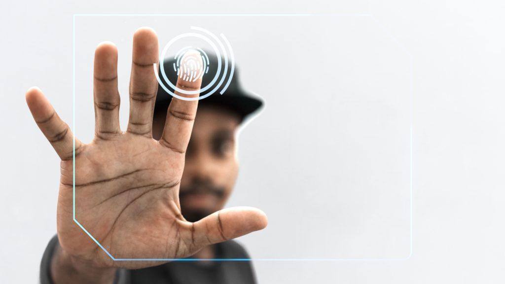 Identificación por huella dactilar, la llave del siglo XXI, sensor biométrico
