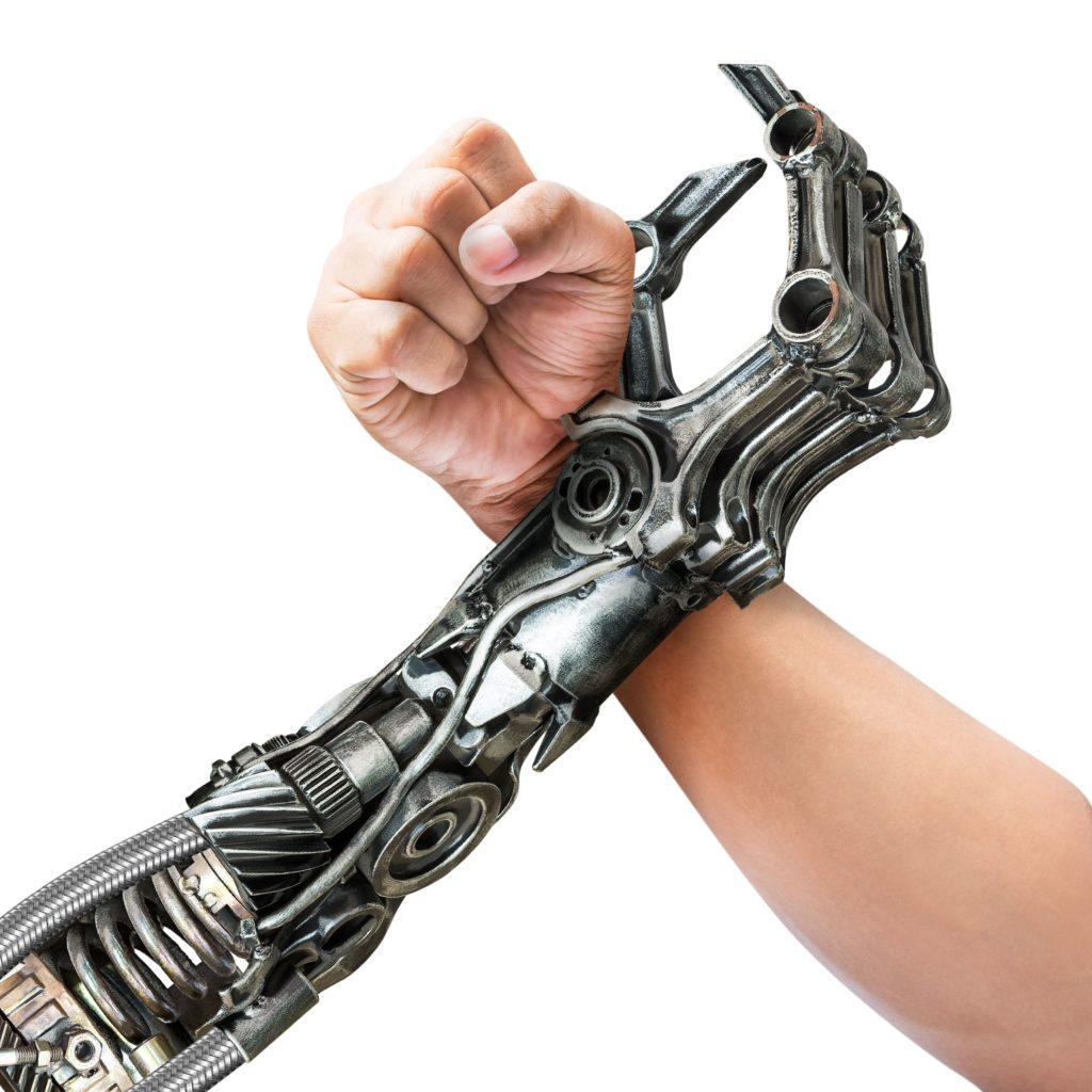 Robótica en la industria, la producción eficiente, robótica