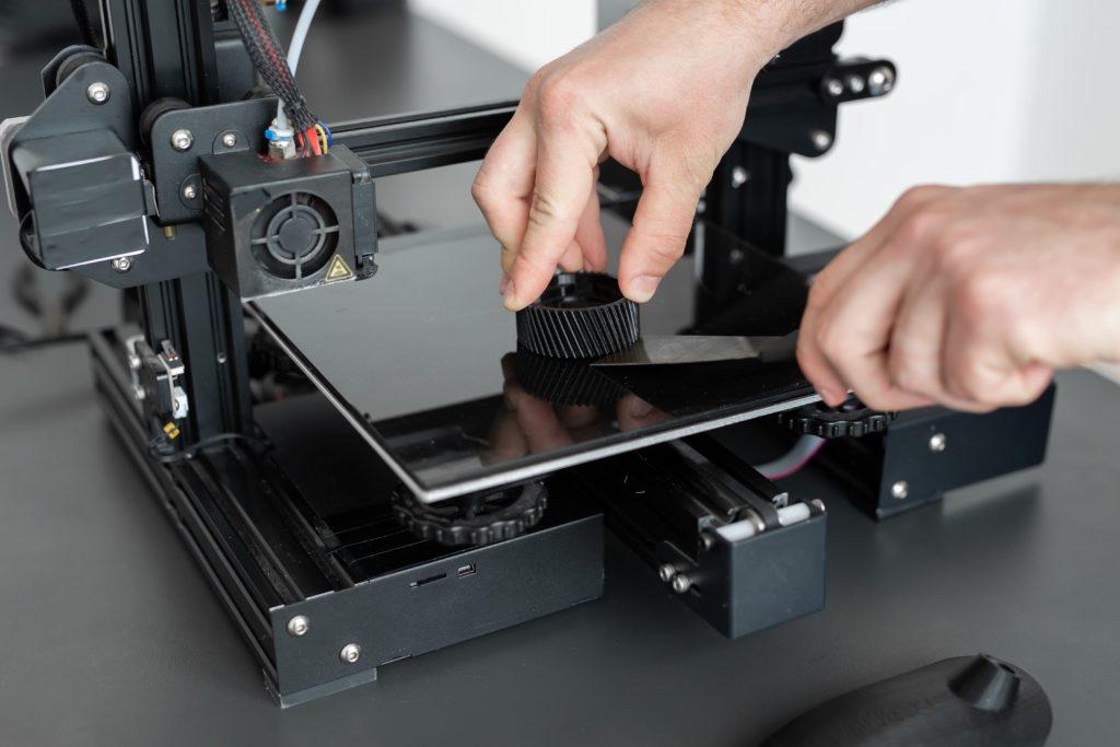 te explicamos para que se usa una impresora 3d