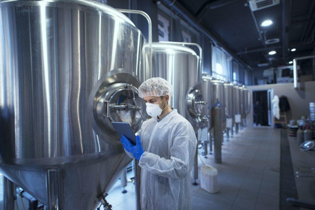 planta tratamiento industrial