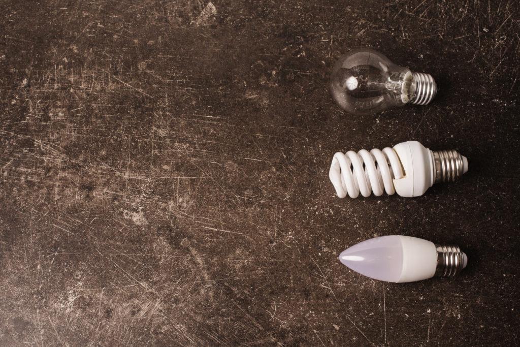 Eficiencia energética industrial empieza por usar luces LED