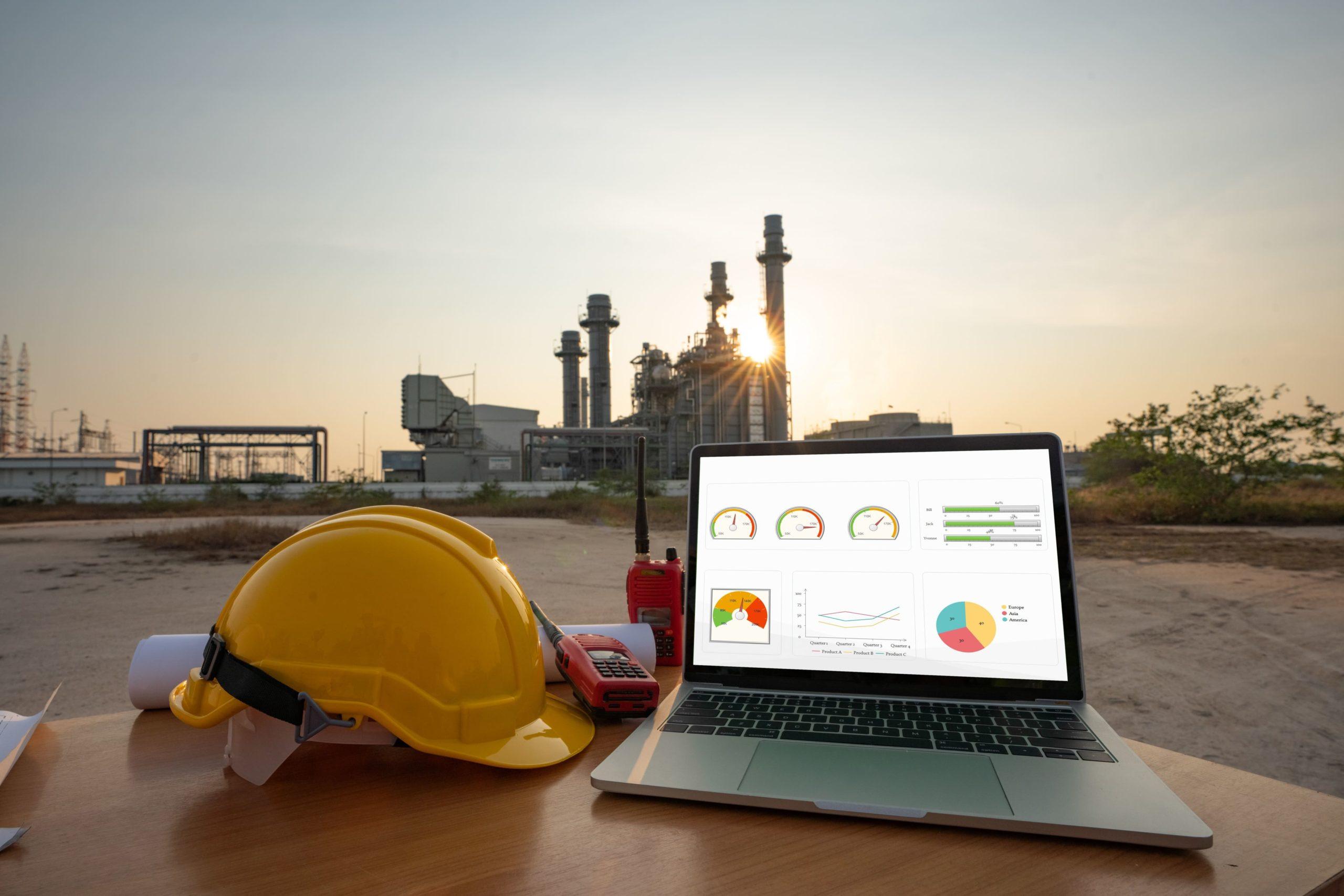 eficiencia energética industrial, sistemas de control