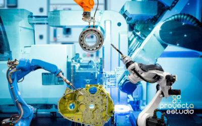 Robots industriales: ¿Cómo les afecta la humedad?