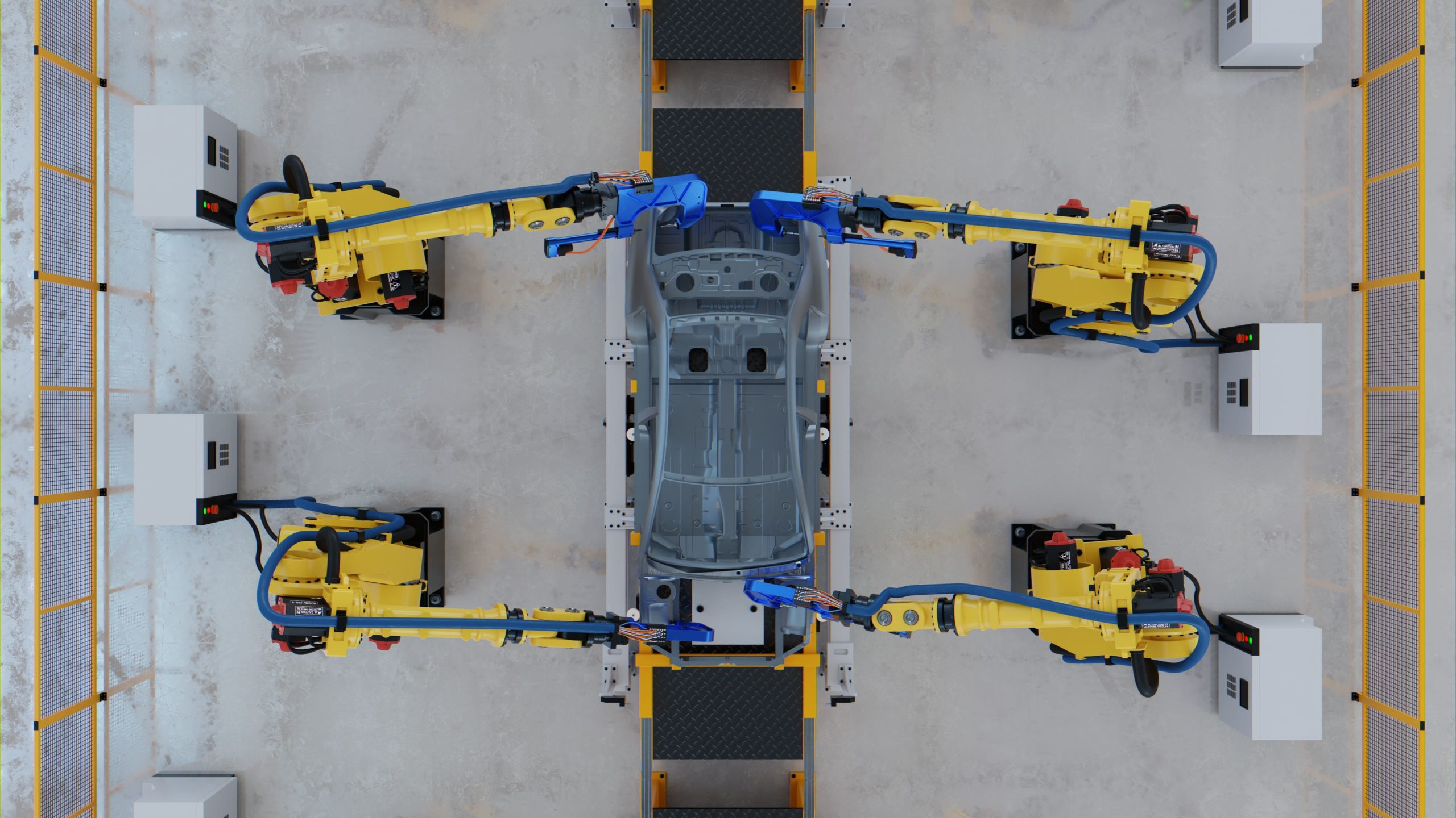 ciberseguridad robots