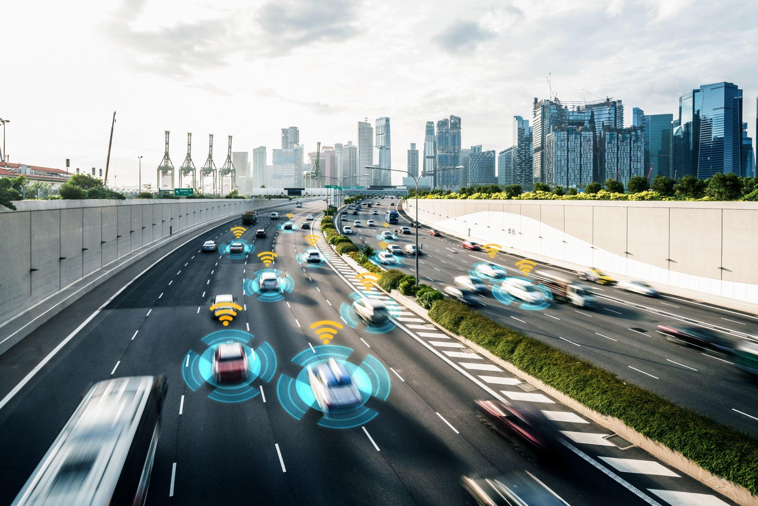 sistema conduccion autonoma